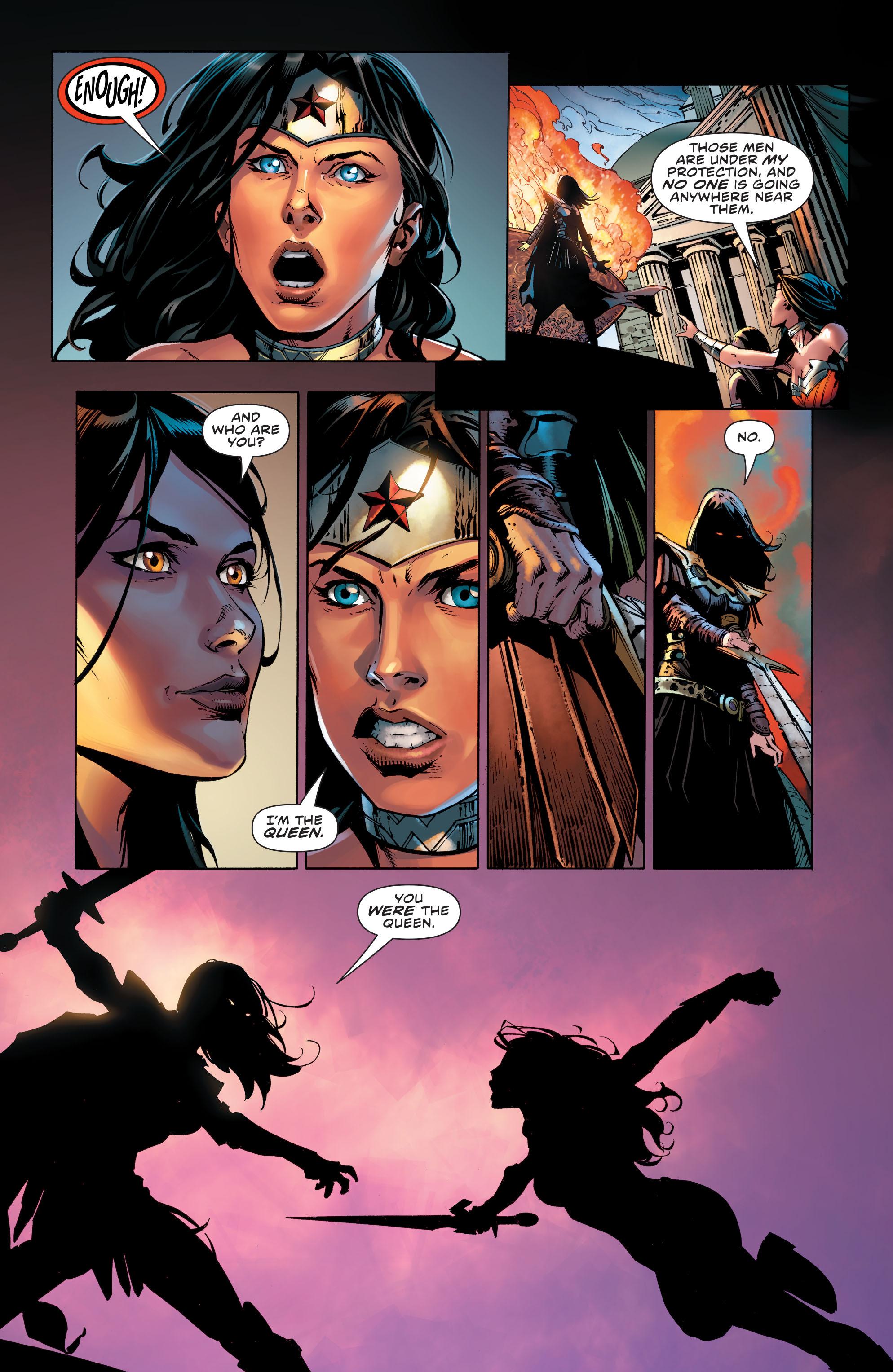 Read online Wonder Woman (2011) comic -  Issue #39 - 19