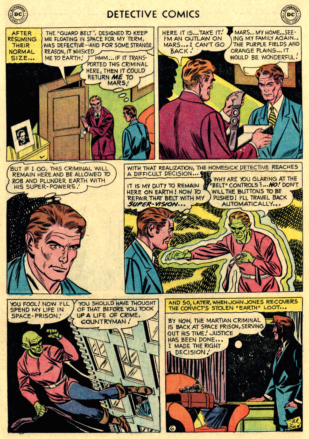 Detective Comics (1937) 231 Page 31