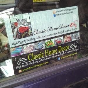 Contoh Desain Custom Made Sticker Kereta