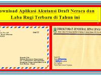 Aplikasi Pembuat KOP Amplop Surat Otomais Gratis Terbaru