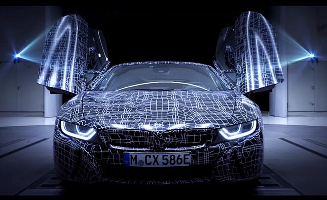 2018 BMW i8 Roadster Facelift Hybrid Release