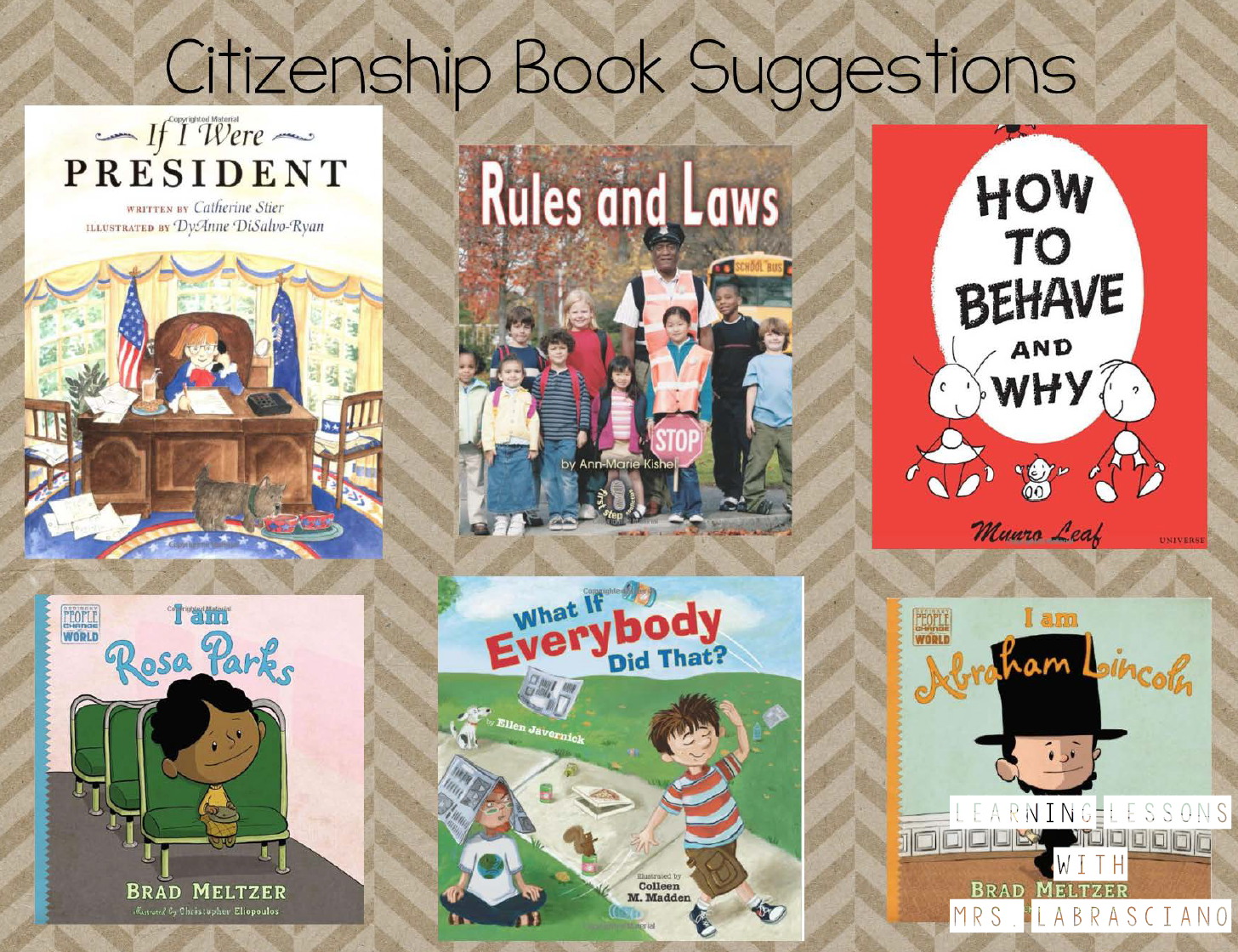 Learning Lessons With Amy Labrasciano Citizenship