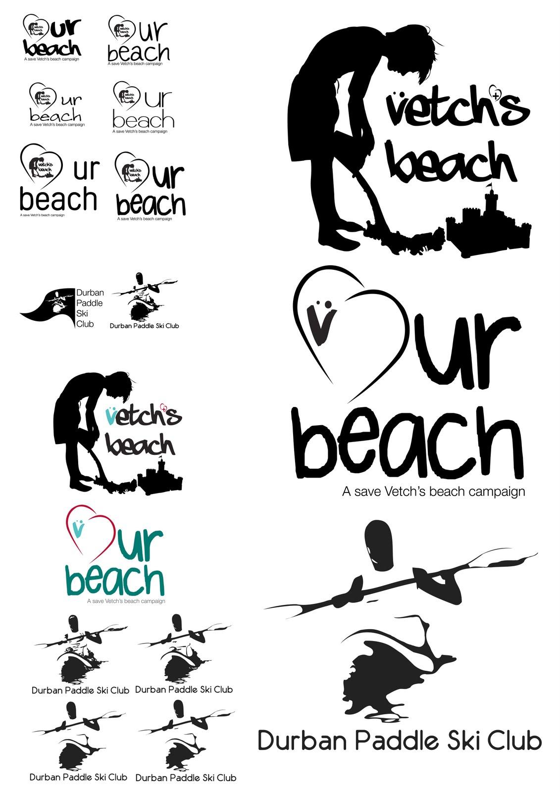 Thobani Gambushe: Corporate Identity, a Save Vetch's Beach