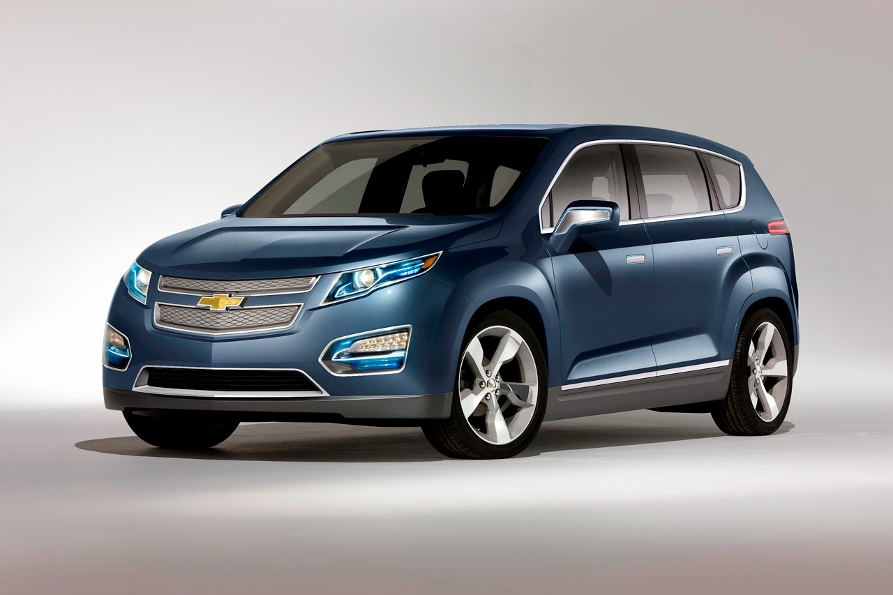 General Motors To Introduce Second Generation Chevrolet Volt Hybrid In 2017