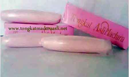 Tongkat Madura Warna Pink