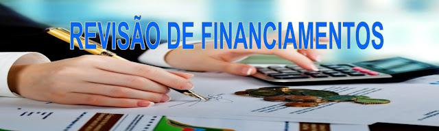 revisão de financiamentos