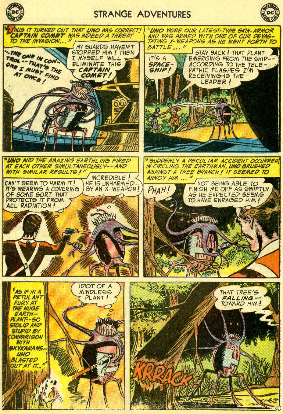 Strange Adventures (1950) issue 44 - Page 8