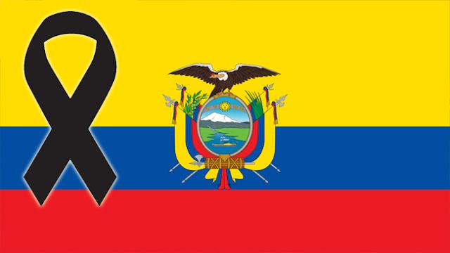 Aumenta a 480 la cifra de fallecidos por terremoto en Ecuador