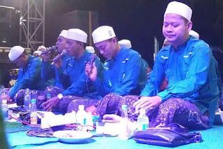 Lirik Gerimis Melanda Hati Az Zahir Pekalongan Cover Sujudku Terburu-buru Syubbanul Muslimin