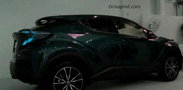 Up-to-date New Toyota C-HR 2017