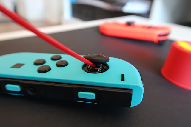 How to fix a drifting Joycon