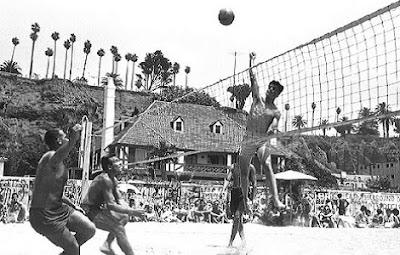 sejarah permainan bola voli di dunia