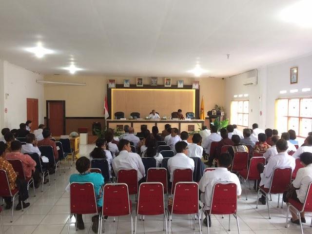 Toraja Utara Gagas Perubahan Kelurahan  Menjadi Desa(Lembang)