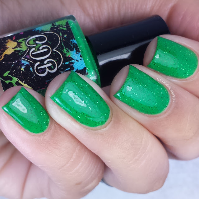 CDB Lacquer - Mistletoe Kisses