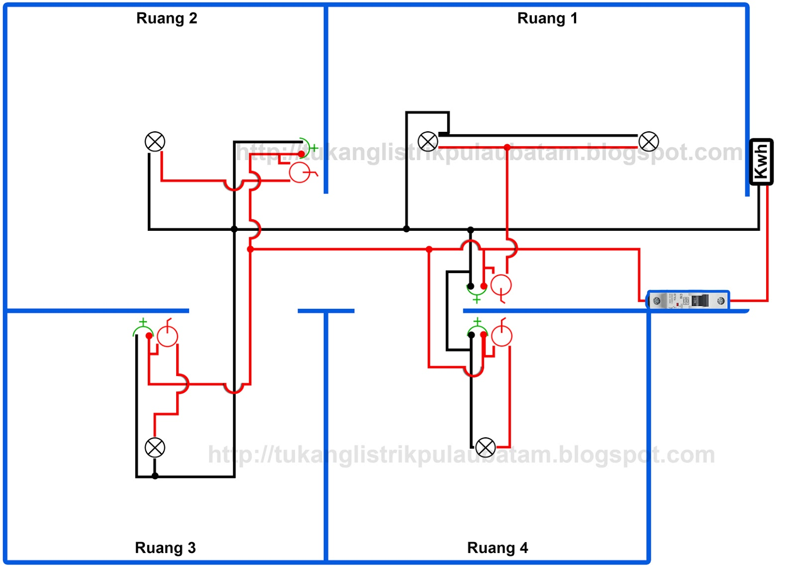 Wiring Diagram Rumah Good Place To Get Lampu Depan New Era Of U2022 Rh 07 Campusmater Com For Mahindra 4530