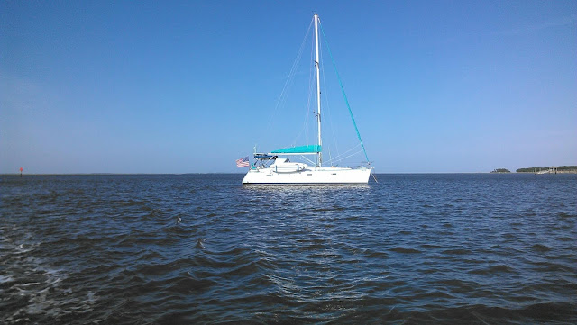sailing blog boat