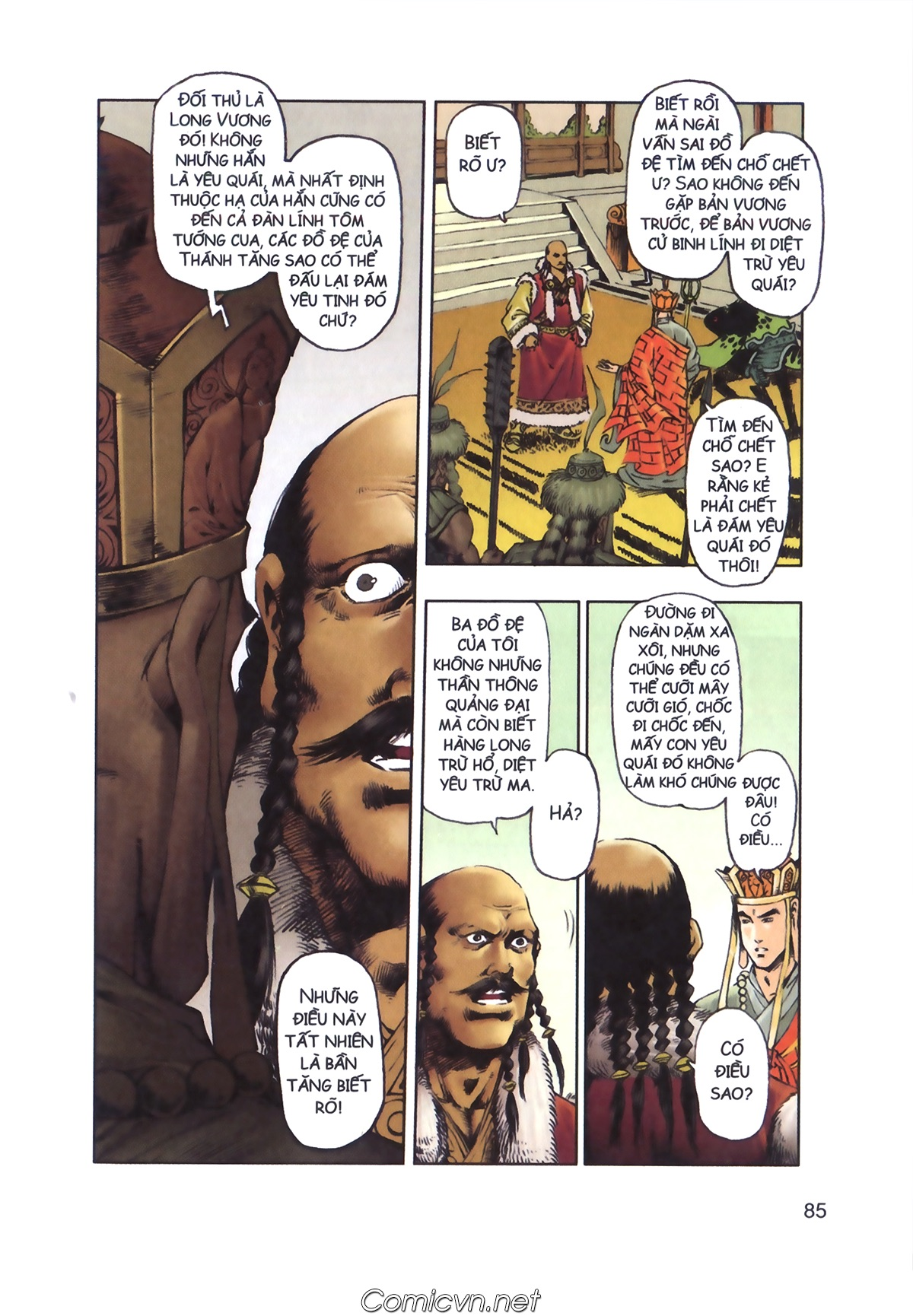 Tây Du Ký màu - Chapter 112 - Pic 6
