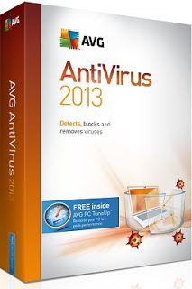 AVG anti-virus 2013