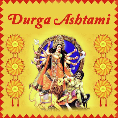 maha durga ashtami hindi images in Hd