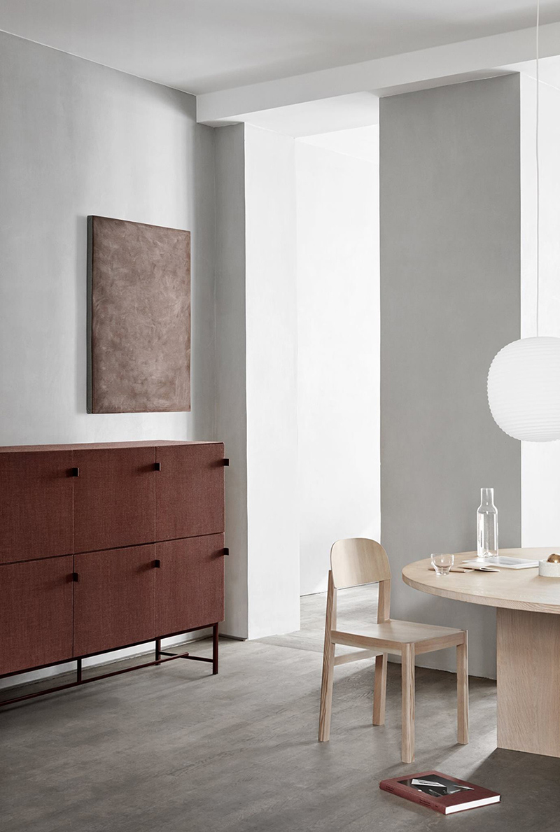 New Tone Cabinets By Norm Architects