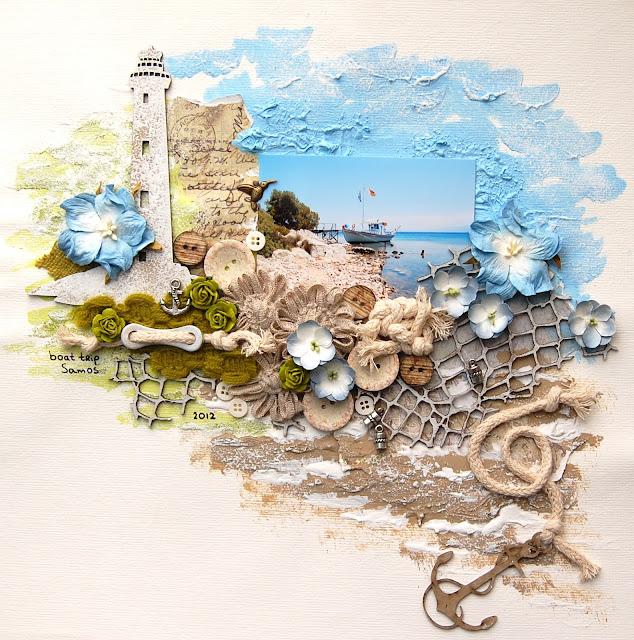 Картинки на морскую тему для открыток, днем