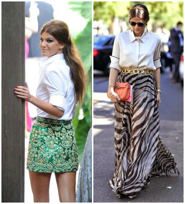 8fe279afe Invitadas elegantes y con camisa blanca | A todo Confetti - Blog de ...