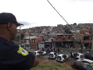 """GCM de Jandira - """" Desapropriação de terreno invadido"""""""