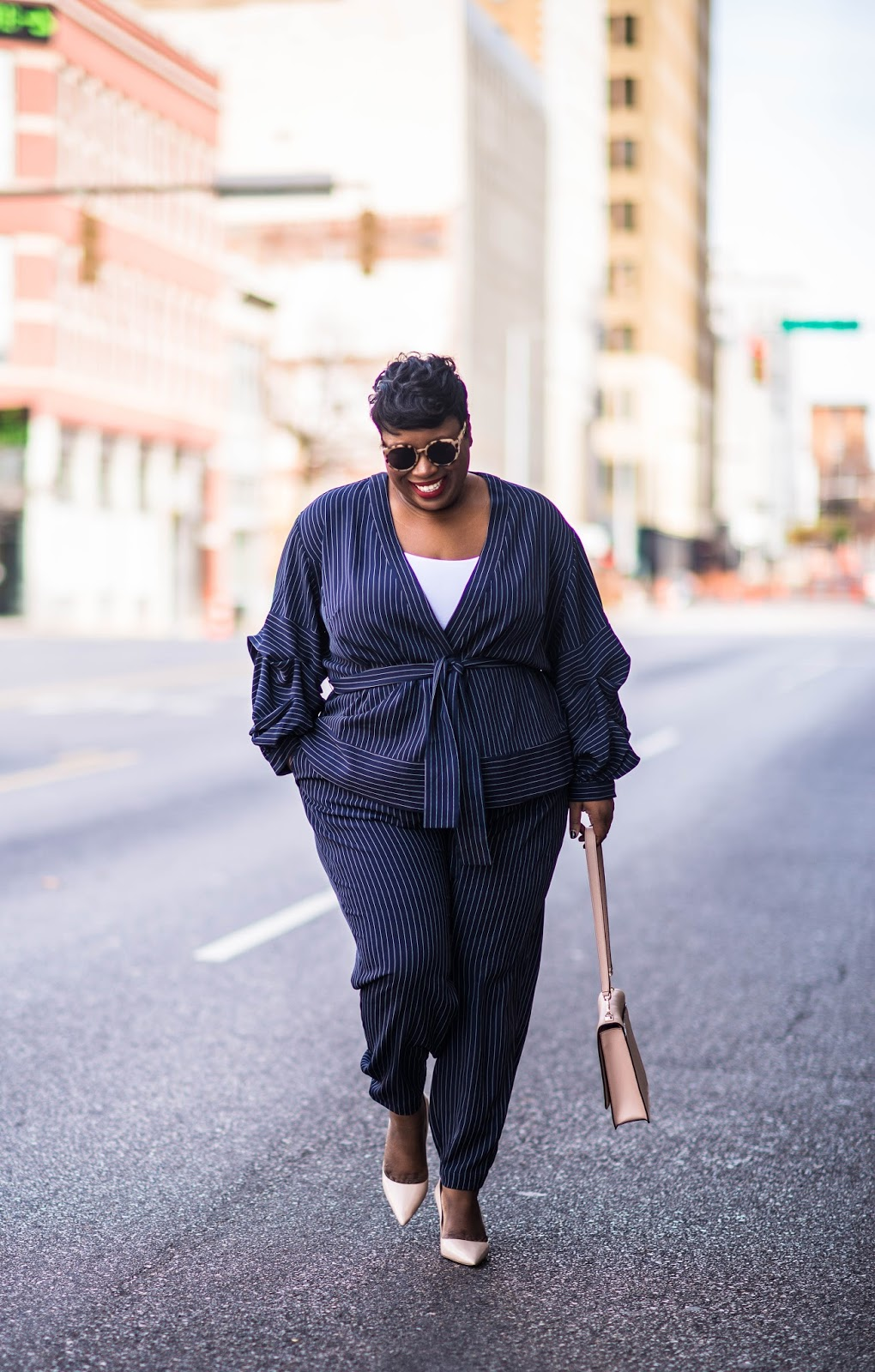 9 to 5 To Stay Alive: Plus-Size Work Wear
