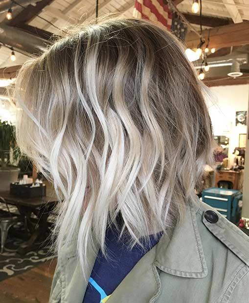 Balayage Hair Color Ideas for Short Hair