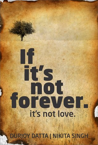 If It's Not Forever by Durjoy Datta Pdf Free Download