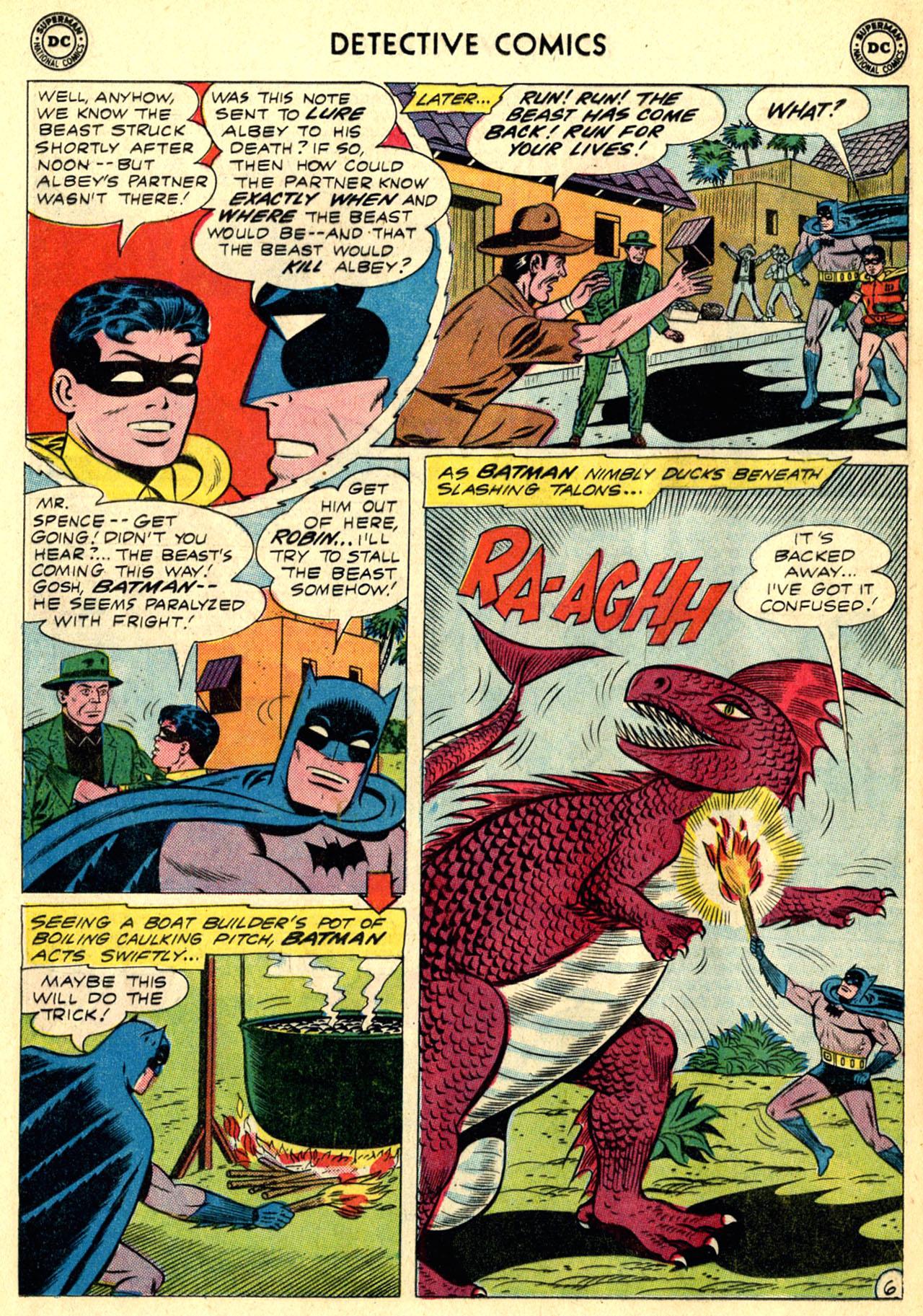 Detective Comics (1937) 297 Page 7
