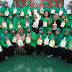 Kembangkan Kreativitas, Persit KCK Cabang XXII Kodim 0808/Blitar Gelar Pelatihan Seni Decaupage
