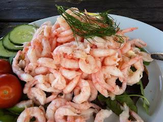 crevette fruits de mers accord vin apéritif dinatoire apéro