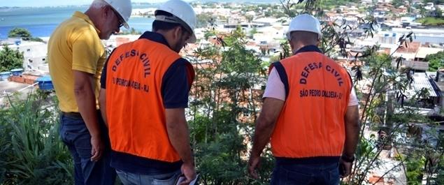 """Defesa Civil de São Pedro da Aldeia solicita """"aluguel social"""" para duas famílias atingidas pelas chuvas"""