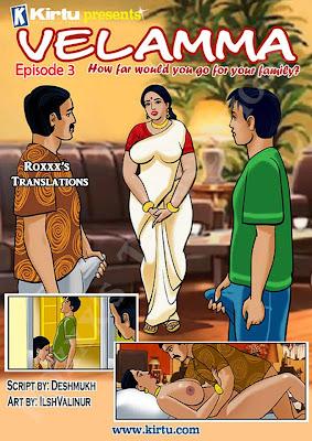 Velamma 3 වෙල්ලම්මා 3 Walkatha pdf Wal Chithra Katha
