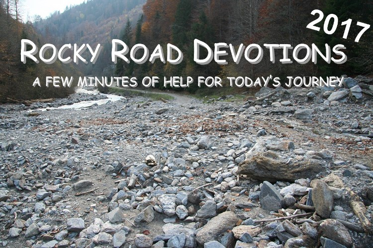 Rocky Road Devotions