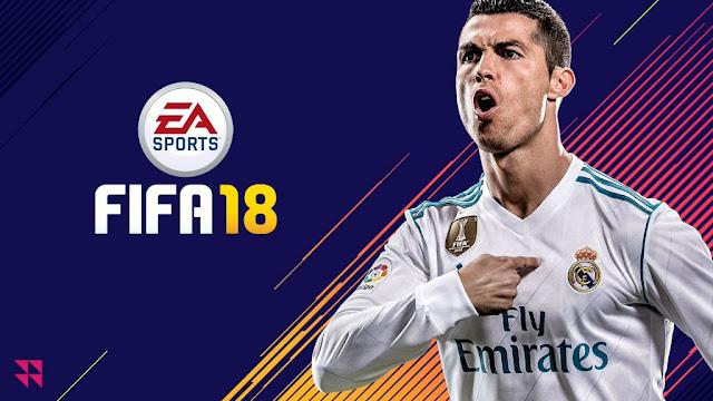 تحميل لعبة FIFA 2018 للاندرويد النسخة الرسمية