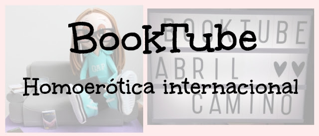 Booktube: ¡Lecturas para el verano! Romántica homoerótica internacional