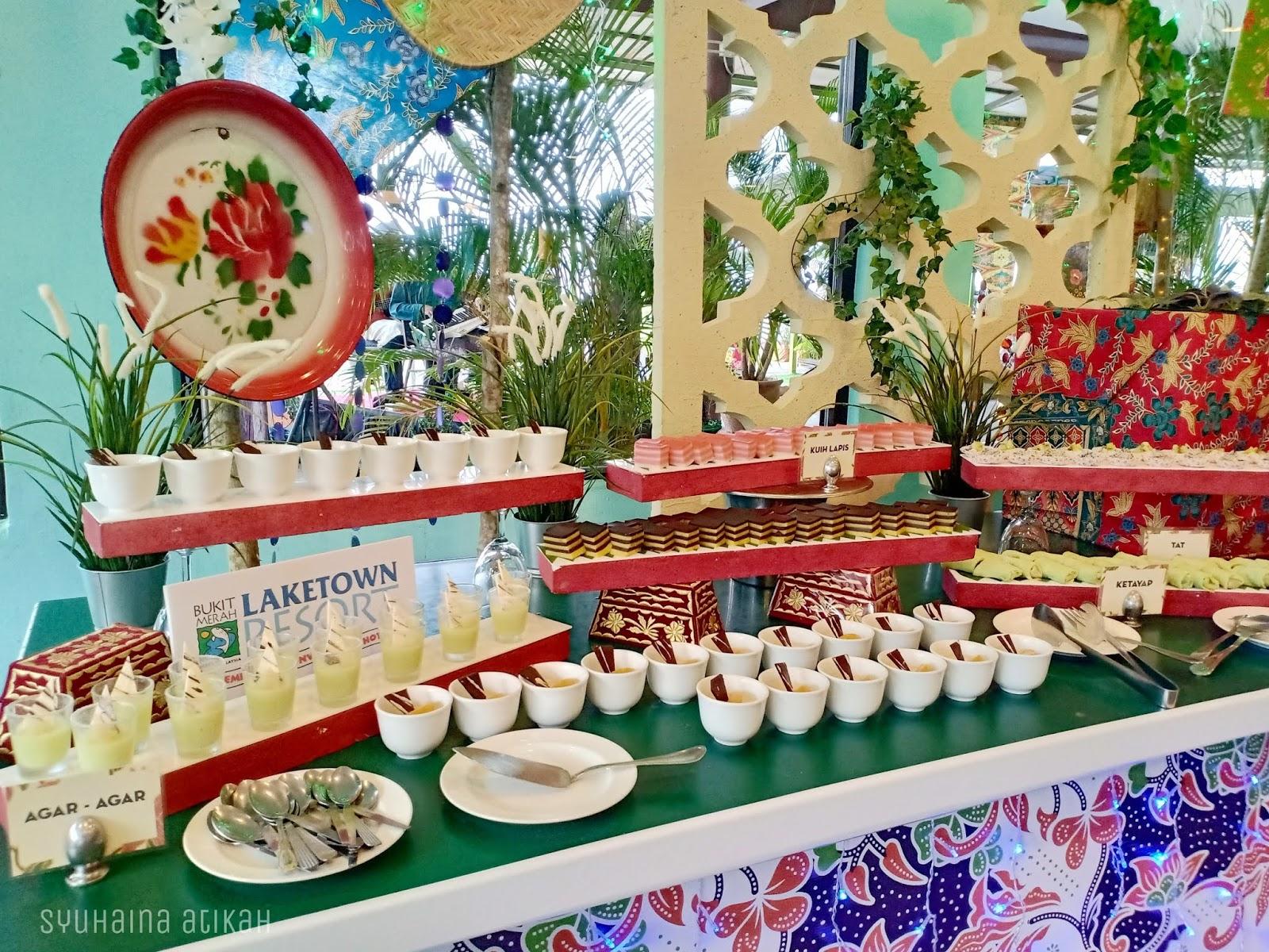 Ramadhan Buffet di Bukit Merah Laketown Resort