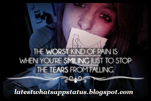 Pain Quotes Smiles Stops Tears. QuotesGram