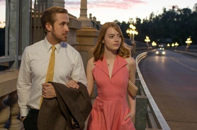 La La Land, Emma Stone, Ryan Gosling, LA