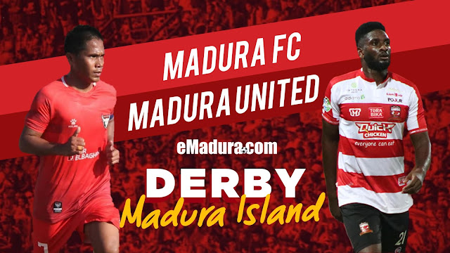 Live Streaming Madura FC vs Madura United