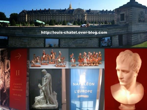 Napoléon et l'Europe aux Invalides