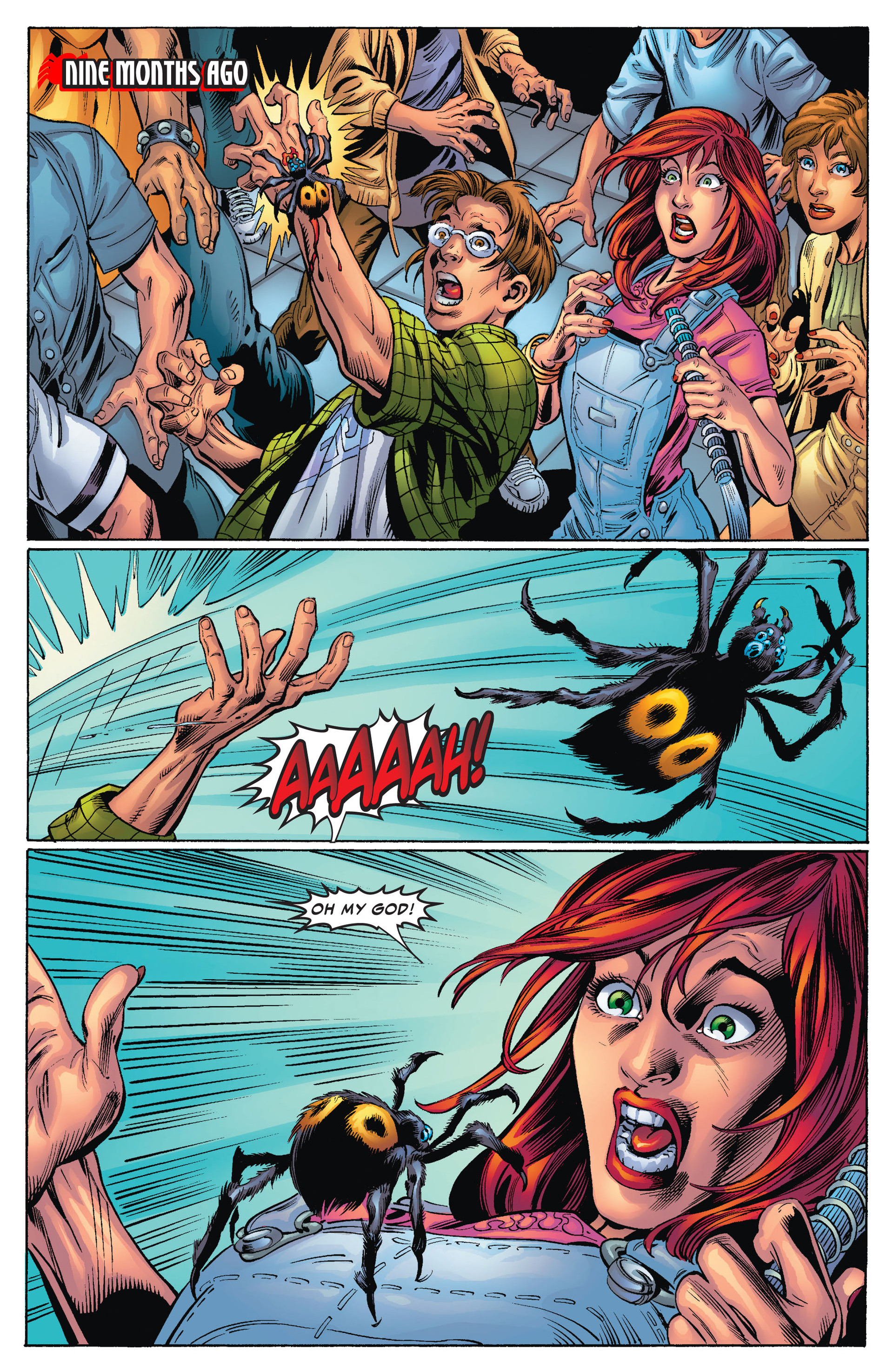Read online Ultimate Spider-Man (2000) comic -  Issue #72 - 3