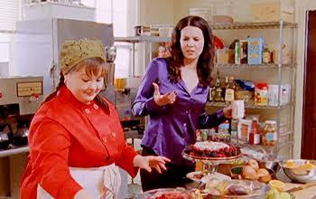 Lorelai e Sookie