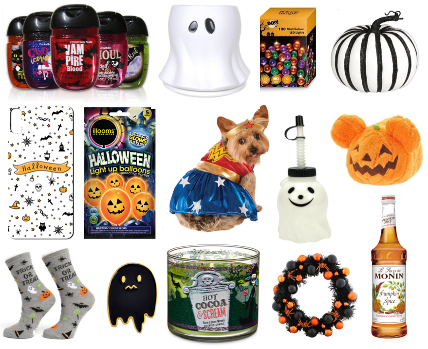Halloween eBay Finds 2018
