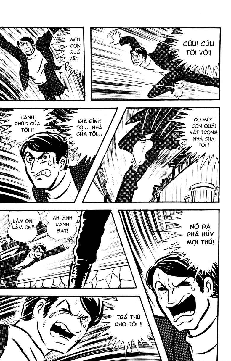 DevilMan chapter 17 trang 29