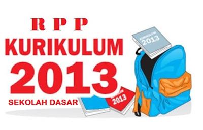 Kumpulan RPP Kurikulum 2013 SD Kelas 1, 2, 3, 4, 5, 6 Revisi 2016 - sdsmpit ayatulhusna