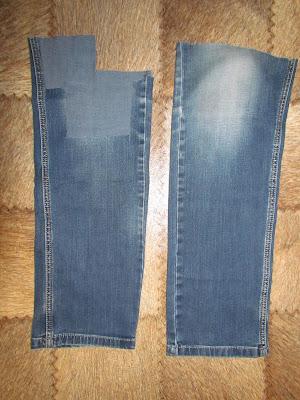 3bc9b5c13f1 Для пошива девчачьего рюкзака у меня есть в наличии нижние части штанин.