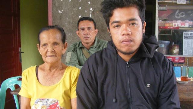 Heri Nainggolan, Penumpang selamat KM Sinar Bangun